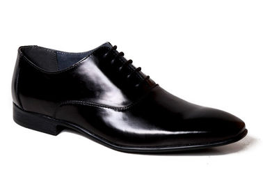 China Square Toe Men'S Wedding Dress Shoes Italian Flats Mens Black Oxford Shoes For Office supplier