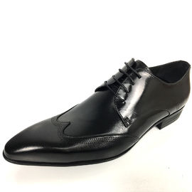 2018 Latest Style Quality Leather Luxury Brand Man Laceup Formal Dress Shoes 2018 Factory Hot Fashion Style Man Leather