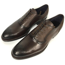 Custom Made Goodyear Men Dress Shoes Fashion Style High Quality Business Shoes