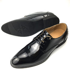 Business Affairs Mens Leather Dress Shoes Unrivalled Sophisticated Appearance