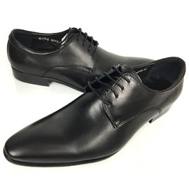Classic Designer Men Formal Dress Shoes / Mens Patent Leather Dress Shoes