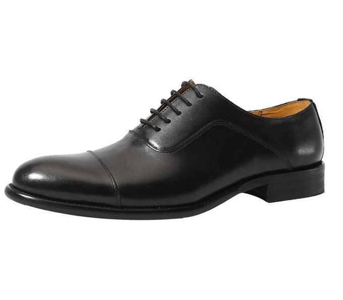 Genuine Leather Lining Formal Business Shoes Comfortable Mens Dress Shoes